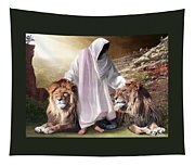 Messiah Israel And Judah Tapestry