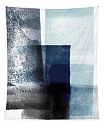 Mestro 4- Abstract Art By Linda Woods Tapestry