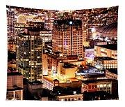 Metropolis Vancouver Mdccxv  Tapestry