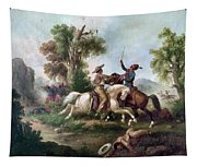 Mexico: Hapsburg Reign Tapestry