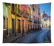 Mexico Street Tapestry
