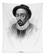 Michel Eyquem De Montaigne Tapestry