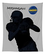 Michigan Football  Tapestry