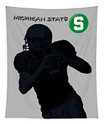 Michigan State Football Tapestry