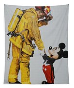 Mickey And The Bravest Tapestry