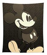 Mickey Mat Sepia Tapestry