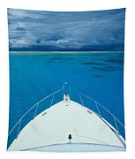 Micronesia, Boat Bow Tapestry