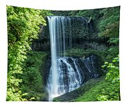 Middle North Falls Tapestry