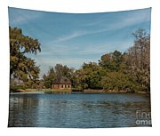 Middleton By The Pond Tapestry