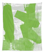 Midori- Abstract Art By Linda Woods Tapestry