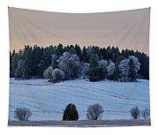 Mihari Fields  Tapestry
