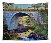 Mike's Keystone Bridge Tapestry