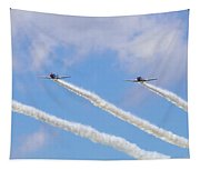Military Planes Tapestry