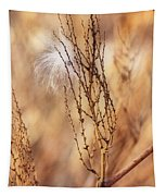 Milkweed In The Breeze Tapestry