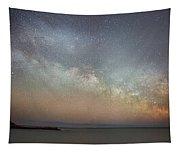 Milky Way Rising Tapestry