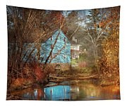 Mill - Walnford, Nj - Walnford Mill Tapestry