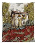 Mille Papaveri Tapestry