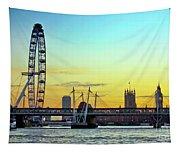 Millennium Sunset Tapestry