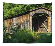 Milton Dye Covered Bridge  Tapestry
