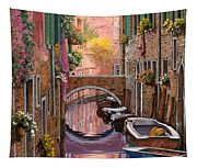 Mimosa Sui Canali Tapestry