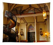 Miraculous Staircase Tapestry