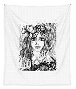 Miss Spring Tapestry