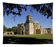 Mission San Jose Y San Miguel De Aguayo. Church. Tapestry