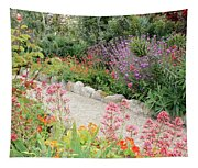 Mission Garden Tapestry