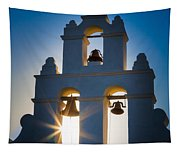 Mission Sunset Tapestry
