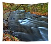 Mississippi River Minneapolis Tapestry