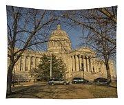 Missouri Capital Building Jefferson City Dsc00653 Tapestry