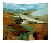 Misty Hills Tapestry