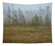 Misty Landscape Tapestry