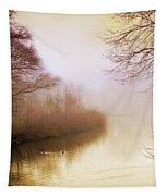 Misty Morn Tapestry by Jessica Jenney
