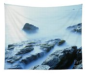 Misty Ocean Tapestry