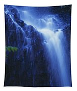 Misty Waterfall Tapestry