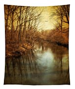 Misty Waters Tapestry
