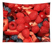 Mixed Berries Tapestry
