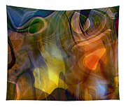 Mixed Emotions Tapestry