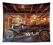 Model T Ford Tapestry