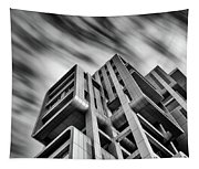 Modern Architecture Tapestry