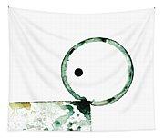Modern Art - Balancing Act 2 - Sharon Cummings Tapestry