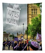 Modern Day Suffrage Tapestry