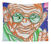 Mohandas Karamchand Gandhi  Tapestry