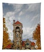 Mohonk Preserve Gatehouse II Tapestry