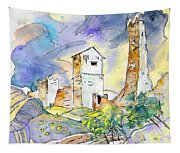 Molina De Aragon Spain 01 Tapestry