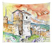 Molina De Aragon Spain 02 Tapestry