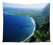 Molokai, View Tapestry