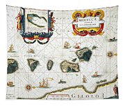 Moluccas: Spice Islands Tapestry