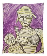 Mommyfied  Tapestry